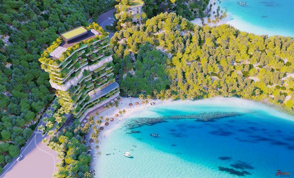 Flamingo Cát Bà Beach Resort: Top 7 dự án xanh nhất hành tinh