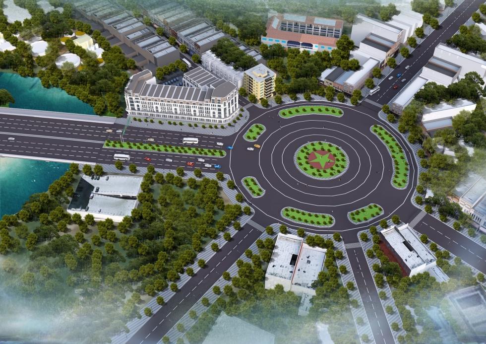 LAOCAI GREEN AVENUE – trung tâm đô thị sầm uất bậc nhất Lào Cai
