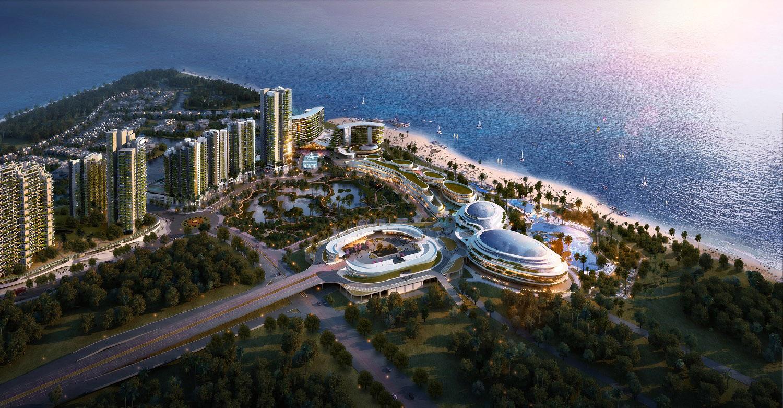 Forest City Malaysia – Thành phố của tương lai