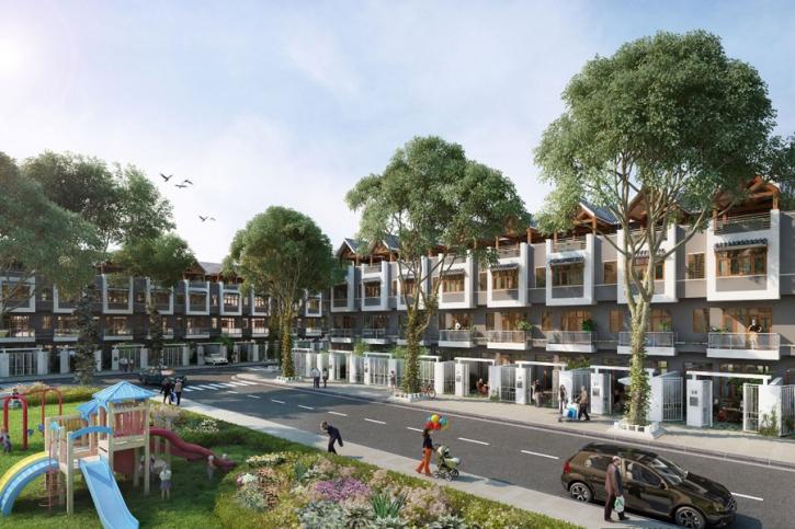 Nhà phố liền kề San Hô, Hạ Long: Miền đất của những giấc mơ