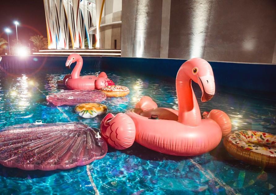 Toàn cảnh lễ hội Aqua League trước ngày diễn ra: Hé lộ những hình ảnh vô cùng hoành tráng
