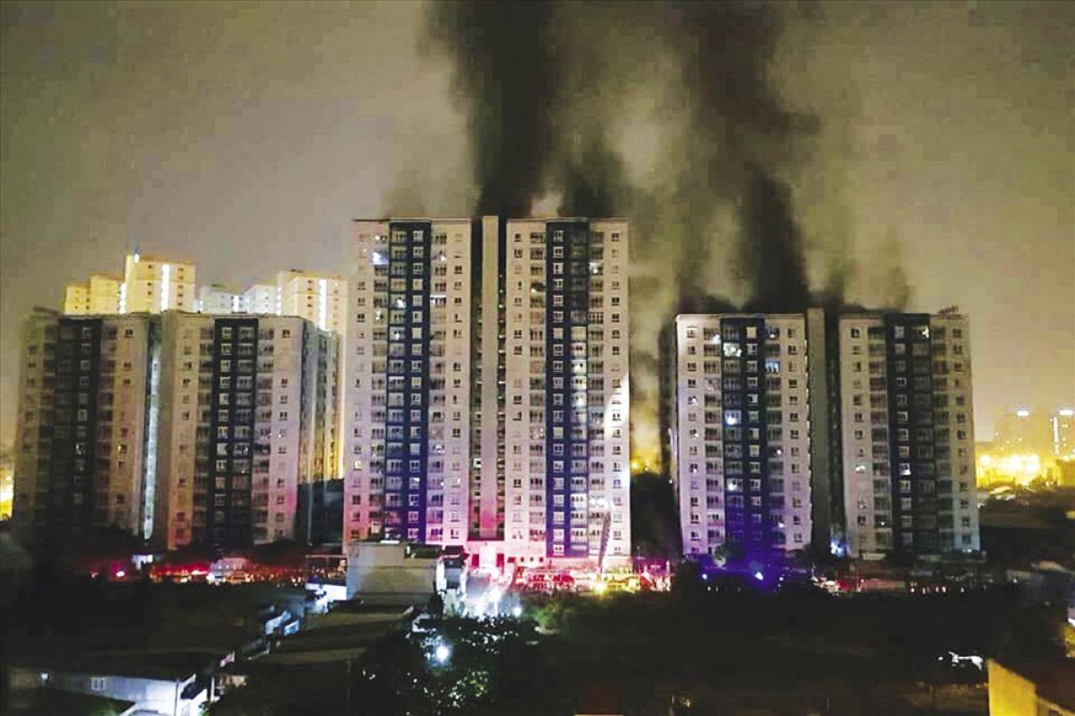 Người dân chung cư quan tâm tới hệ thống thoát hiểm