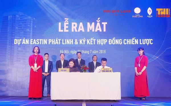 PHUQUYLAND phân phối chiến lược dự án Condotel Eastin Phát Linh – Hạ Long