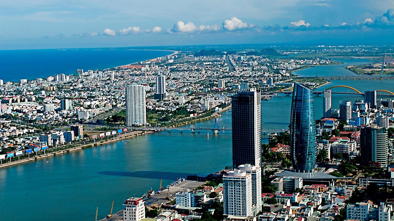 Nhà phố ven sông, biển là sản phẩm hấp dẫn nhất Đà Nẵng