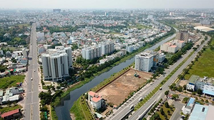 Nguồn cung khan, giá bất động sản tăng ở 2 thị trường nóng nhất cả nước