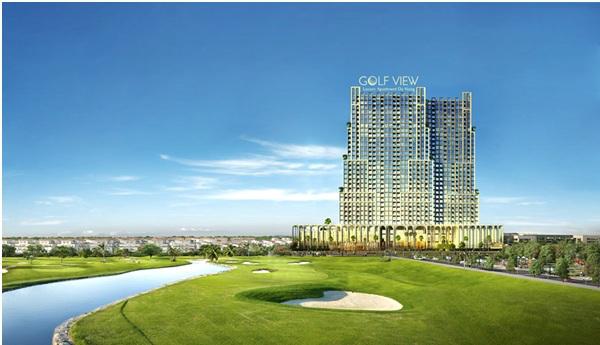 Dự án căn hộ Golf View Luxury Aparment Đà Nẵng ra mắt thị trường
