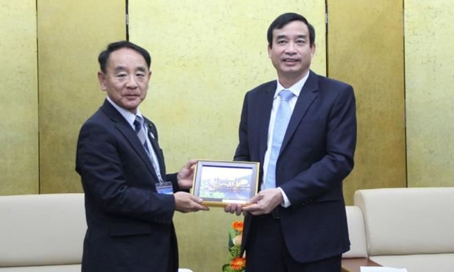 Trao đổi hợp tác giữa Đà Nẵng – Shizuoka (Nhật Bản)