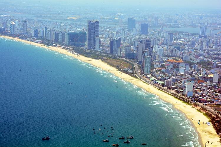 Quy hoạch Đà Nẵng thành đô thị thông minh, hiện đại, bền vững