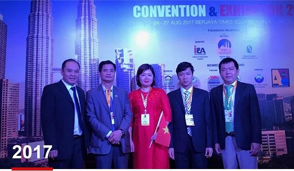 PHUQUYLAND tham dự hội nghị và triển lãm liên minh kết nối BĐS khu vực Asean tại Kuala Lumpur, Malaysia