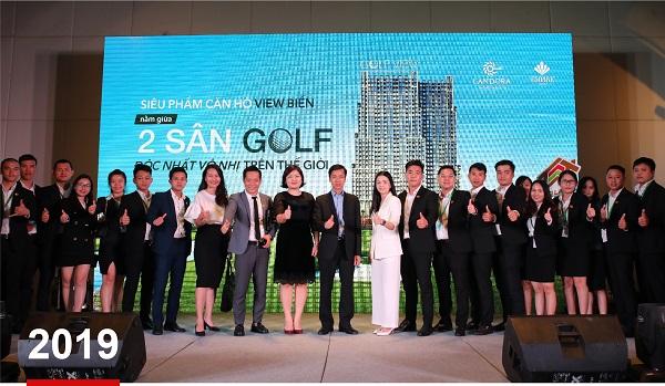 Trở thành tổng đại lý dự án Golf view luxyry apartment Đà nẵng