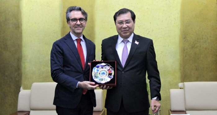 Tăng cường hợp tác giữa Đà Nẵng và Liên minh châu Âu (EU)