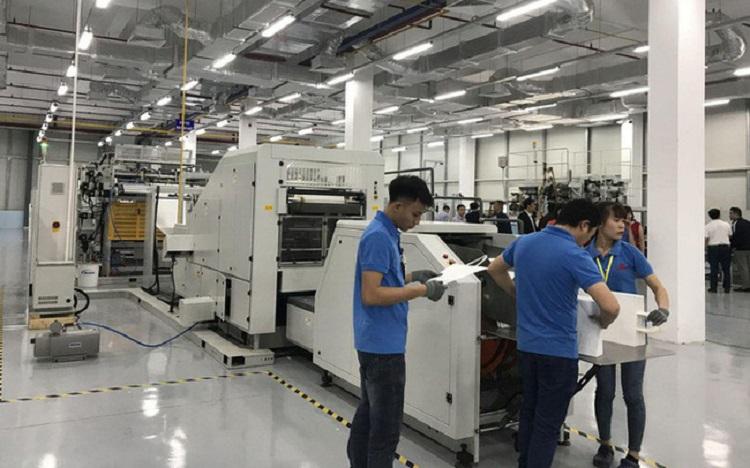 Bắc Ninh có thêm nhà máy sản xuất bao bì công nghệ cao, thân thiện với môi trường
