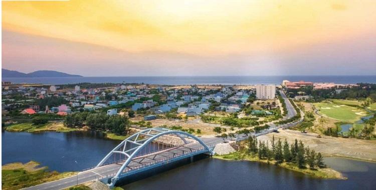 Các dự án ven sông Cổ Cò hưởng lợi từ dự án xây cầu gần 200 tỷ đồng
