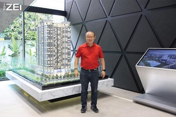 HLV Park Hang Seo – chọn nhà cũng hướng về sân cỏ