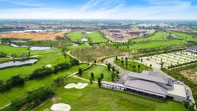 """Tính an toàn của bất động sản sân golf và tiềm năng """"vàng"""" về mặt giá trị"""