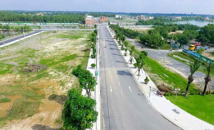 Bất động sản tỉnh Bắc Ninh sôi động nhờ lực đẩy FDI
