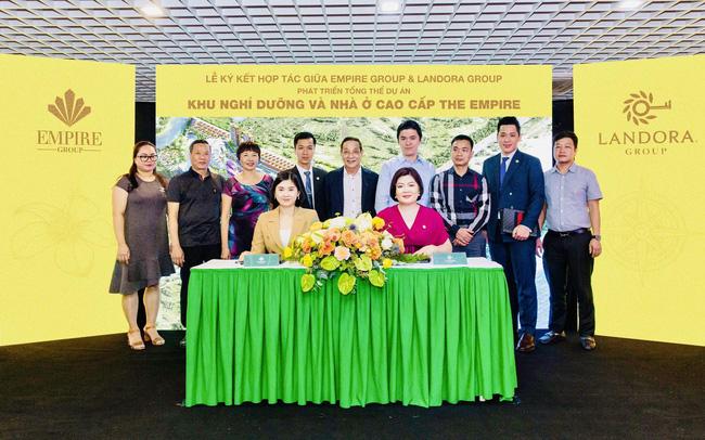 Landora Group trở thành nhà phát triển toàn diện đại đô thị kiểu mẫu The Empire Đà Nẵng