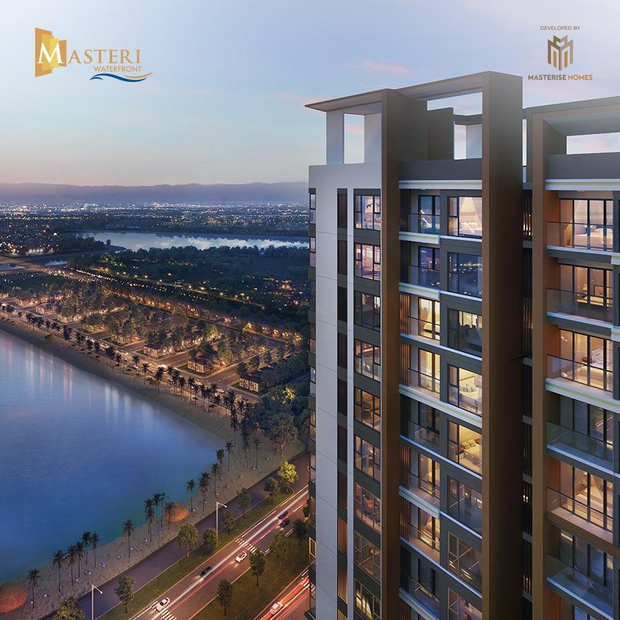 Những yếu tố giúp Masteri Waterfront thắng giải PropertyGuru Awards