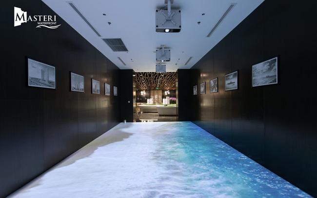 Trải nghiệm đặc biệt với nhà mẫu của dự án Masteri Waterfront tại Hà Nội