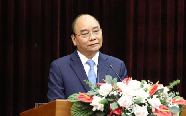 Chủ tịch nước Nguyễn Xuân Phúc làm việc với lãnh đạo Đà Nẵng, Quảng Nam